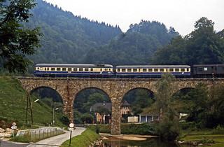ÖBB 5146 Sankt Nikola an der Donau,  Bahnviadukt