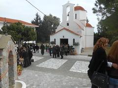 Ιερά Μονή Παραμυθίας, Αφάντου