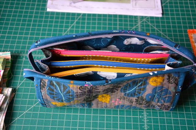 FO: Sew Together Bag