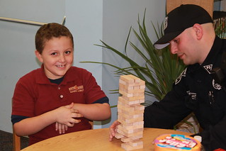 03/18/2016 - Game Night With A Cop - Main Library