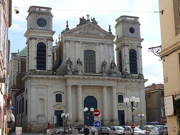la cathérdale de Montauban 2