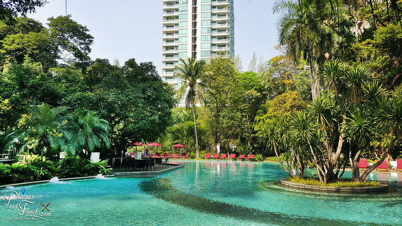 swissotel nai lert park swimming pool