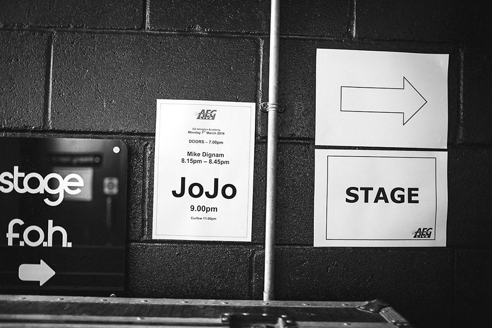 BTS: Jojo