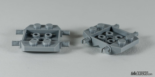 REVIEW LEGO 76063 Mighty Micros Flash vs Captain Cold (HelloBricks)