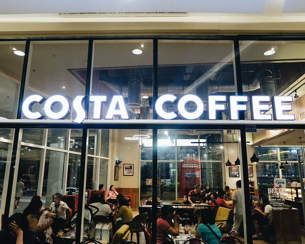 costa coffee robinsons antipolo