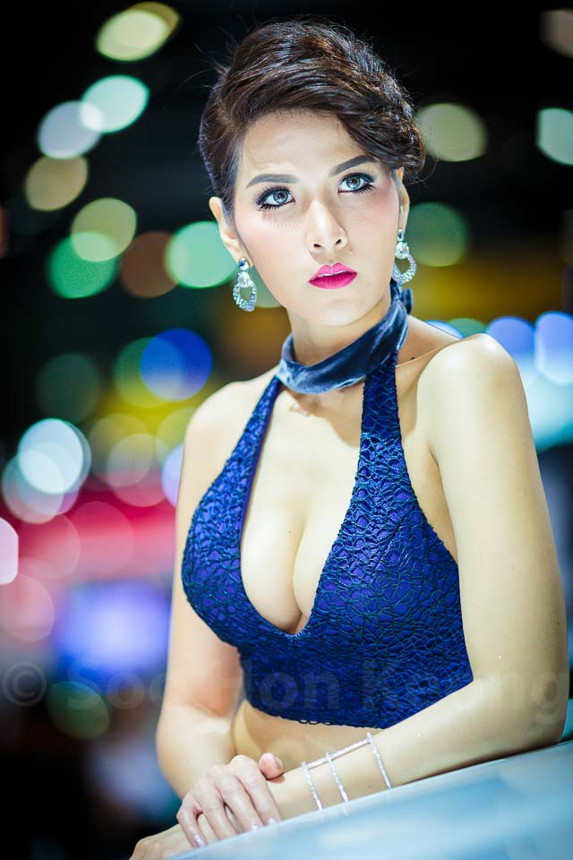 Pretty of 37th Bangkok International Motor Show @ Bangkok, Thailand