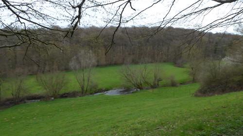 Anor,  le ruisseau d'Anorelles