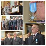 Pastor Presidente Antonio Larentis é homenageado com a MEDALHA CINQUENTENÁRIO DAS FORÇAS DE PAZ DO BRASIL