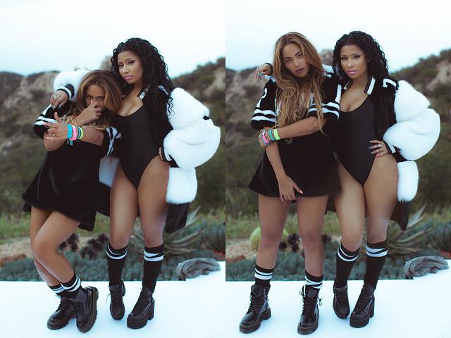 Beyoncé/ Nickie