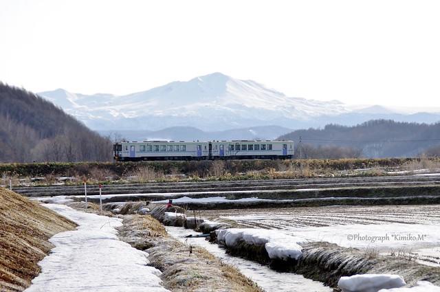 旭岳と富良野線①