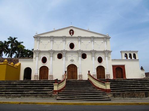 Granada: l'église San Francisco