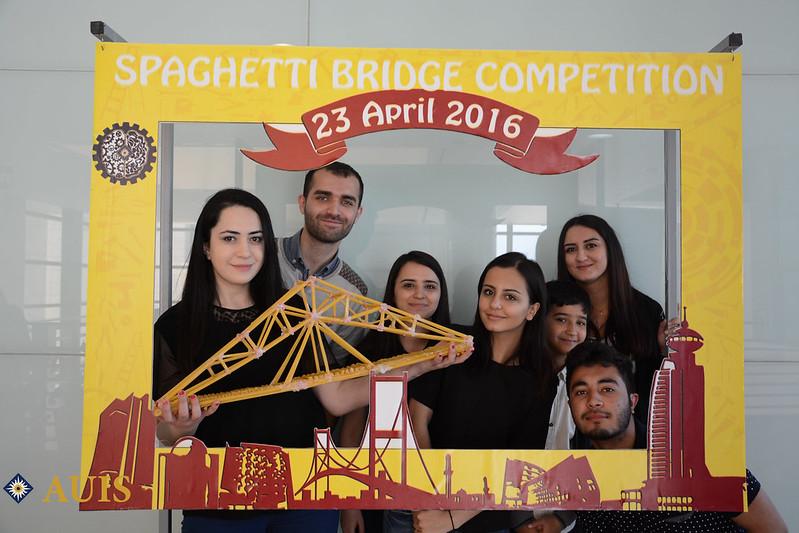 AUIS Spaghetti Bridge Competition