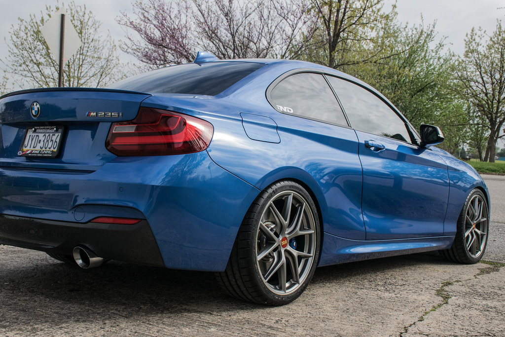 Aftermarket Wheels For The M235i Page 12