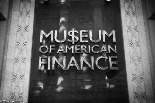 Museum of American Finance - New York