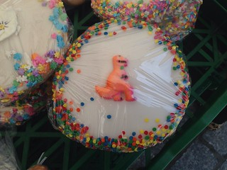 Farmer's Market: Dinosaur Cookie