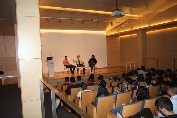 Encuentro con Antiguos Alumnos Emprendedores