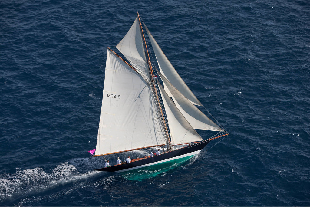 Pen Duick - Monaco Classic Week -G.MARTIN RAGET-BPCE