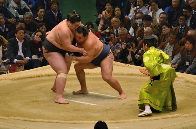 Kisensato vs Harumafuji