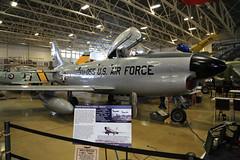 North American F-86 D-L Sabre s-n 51-6055