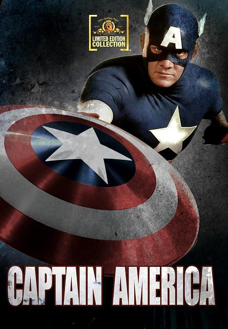 (1990) Captain America