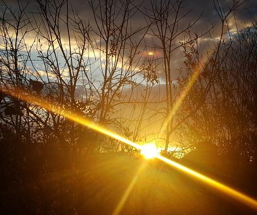 sunset sun square village squareformat iphoneography instagramapp uploaded:by=instagram mesutlu