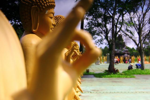 Templo Budista - Foz do Iguacu / Brasil