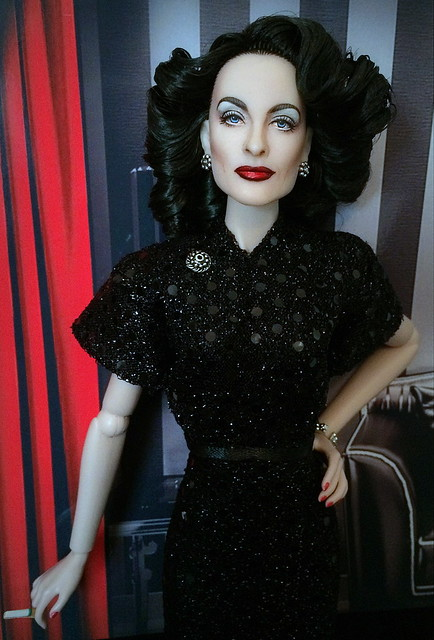 Joan Crawford doll