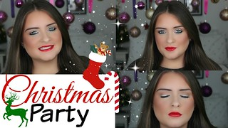 Christmas Part Makeup