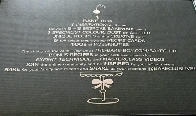 Georgina Ingham Culinary Travels - Photograph Bake Box