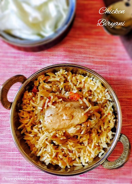 Easy Chicken Biryani Recipe for Toddlers and Kids4