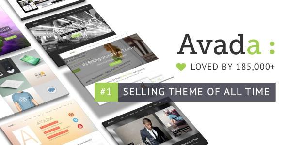 Themeforest Avada v3.9.2 Responsive Multi-Purpose Theme