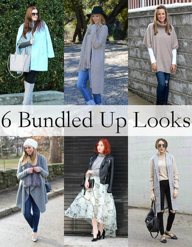 6 Bundled Up Winter Looks