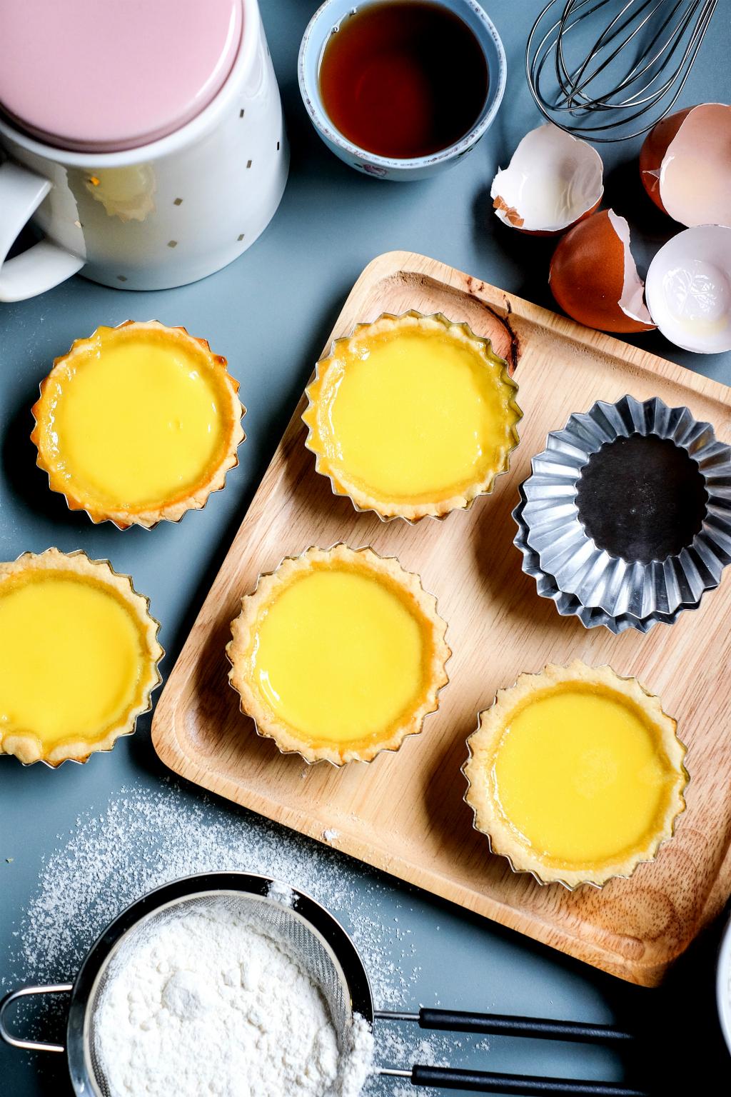 Egg Tarts Flour