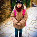 7 Celsius this morning on the way to school ... by ☼Ourania2005