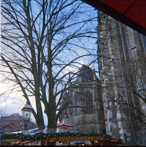 View on the Aachener Dom