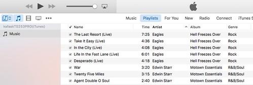 เข้าถึงเพลงต่างๆ ที่เก็บไว้ใน iTunes Server ได้