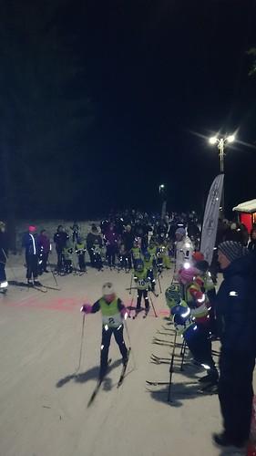 Skikarusell Hjartdal 3. feb. 2016