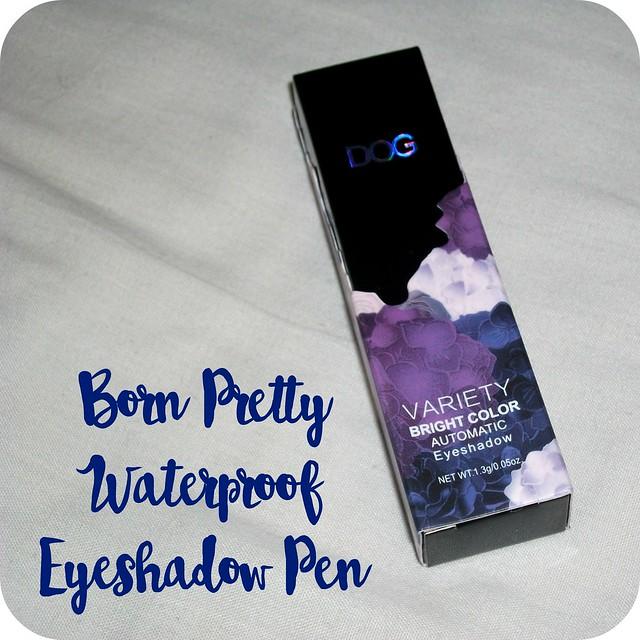 Born pretty Waterproof Eyeshadow Pen