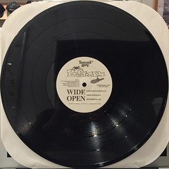 LE SHAUN:WIDE OPEN(RECORD SIDE-A)