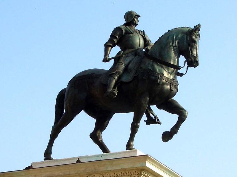 Statue of Bartolomeo Colleoni, Verrocchio
