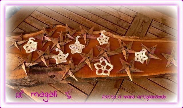 Stelle di carta per Natale - origami