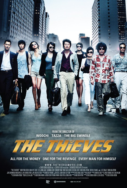 The Thieves - Poster 2