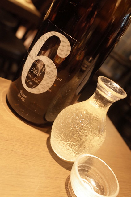 No.6 sake