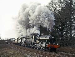 7802 & 5029, Hemerdon, February 1996