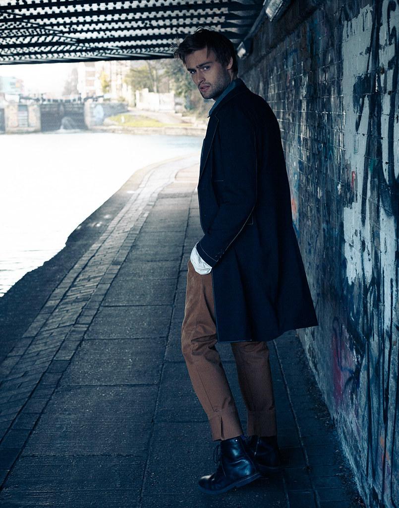 Дуглас Бут — Фотосессия для «Interview» 2016 – 5