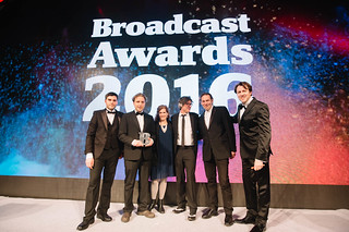 Broadcast Awards 2016