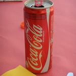 Cocacola fría