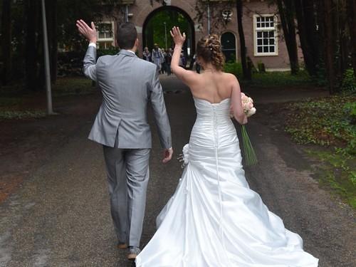 130517-Juf Marjolein getrouwd
