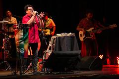 Joe Vasconcellos en el Teatro Municipal