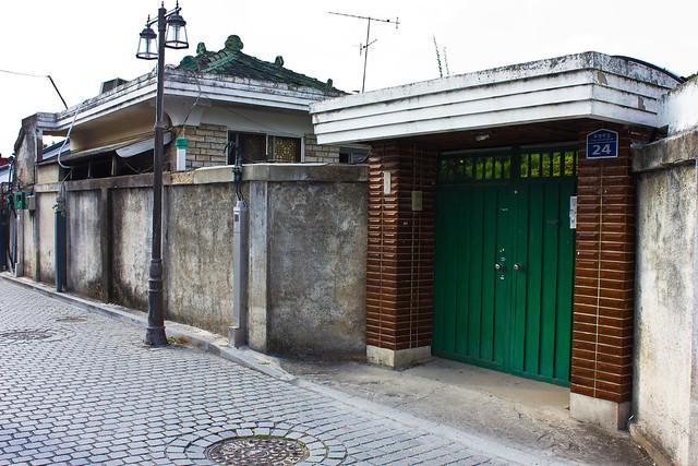 Early-modern house, Jeonju, South Korea